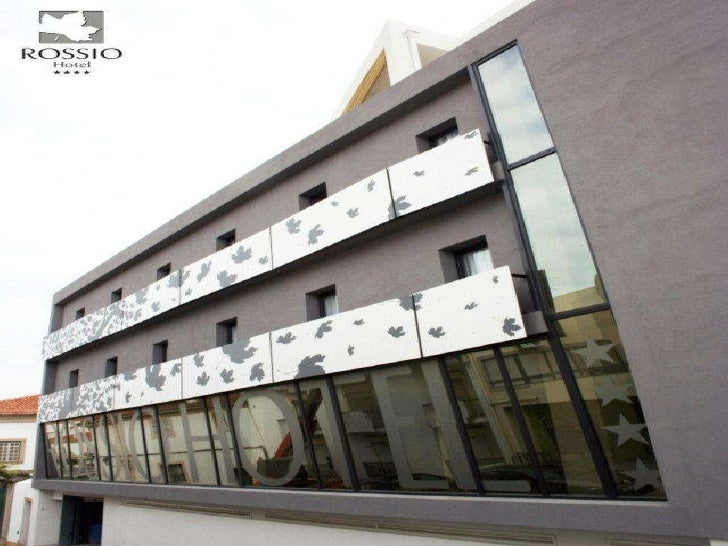 Rossio Hotel - luxo em Portalegre