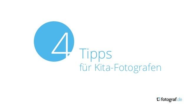 4 Tipps für Kita-Fotografen
