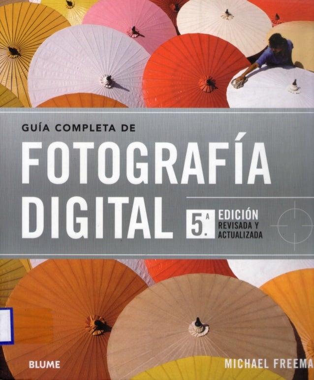 ¿Qué es la Fotografía Digital?