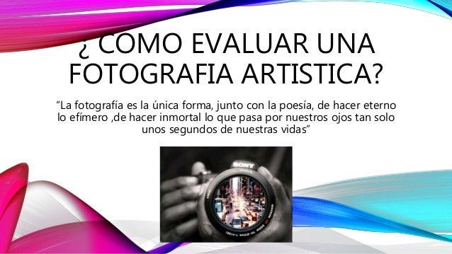 Fotografia Artistica