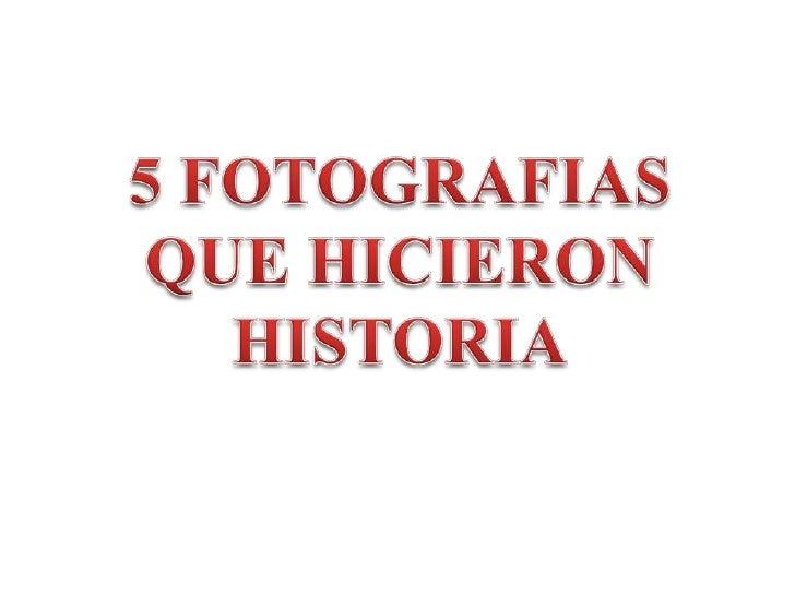 Fotografías 2