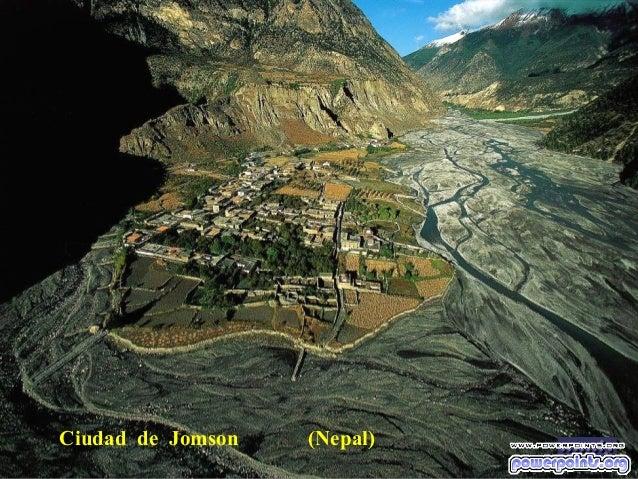 Ciudad de Jomson  (Nepal)