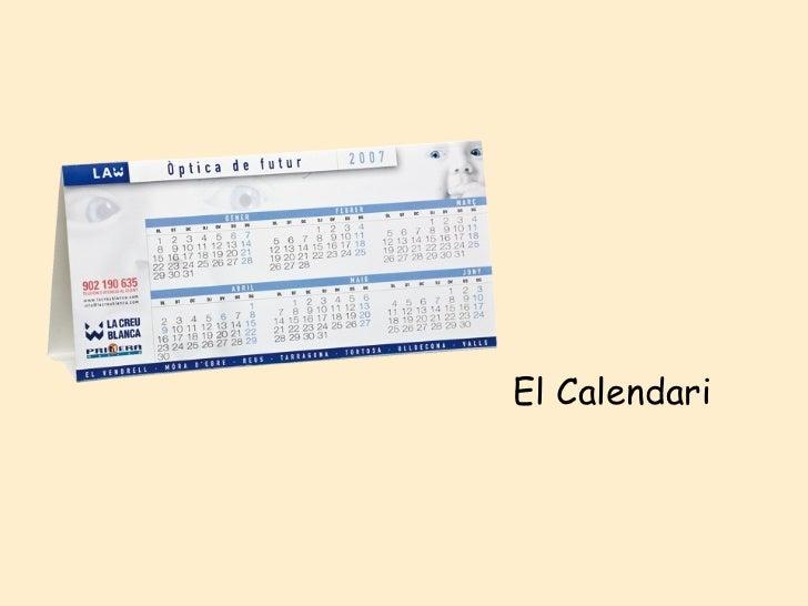 El Calendari