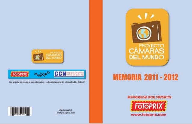 Fotorevista camaras del mundo memoria 2011 2012 nepal