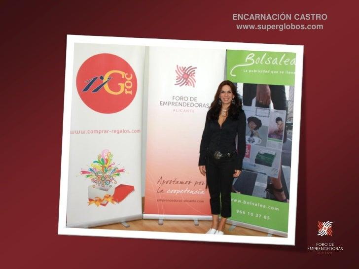 ENCARNACIÓN CASTRO  www.superglobos.com