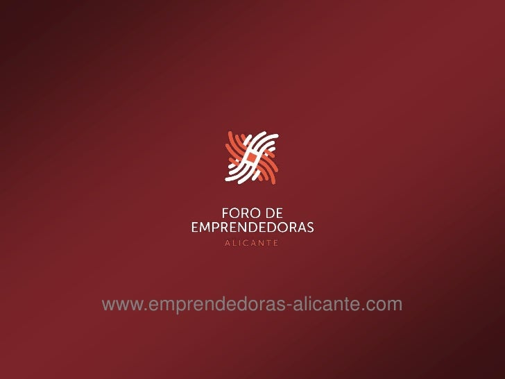 www.emprendedoras-alicante.com