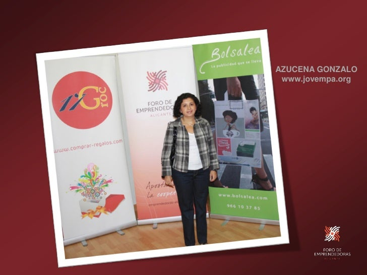 AZUCENA GONZALO  www.jovempa.org
