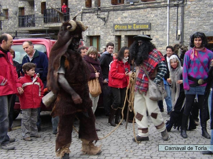 Carnaval de Torla