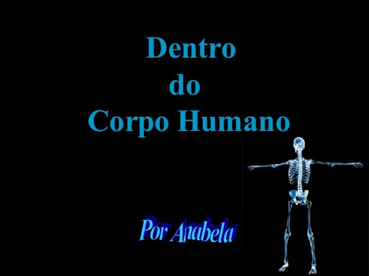 Dentro    do Corpo Humano Por Anabela