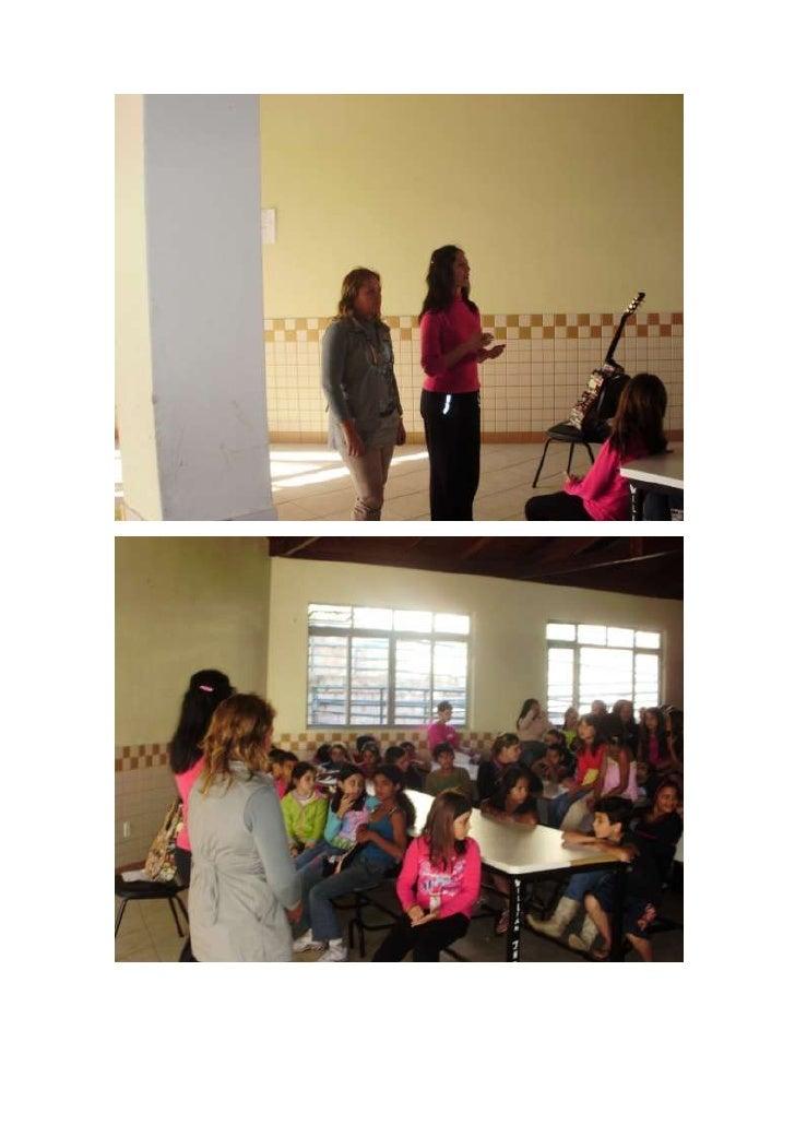 Fotos aula 2010