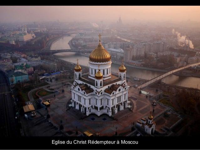 Eglise du Christ Rédempteur à Moscou