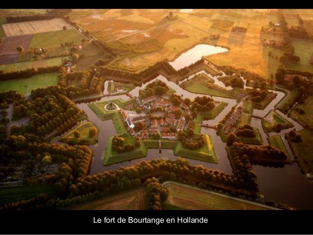 Le fort de Bourtange en Hollande