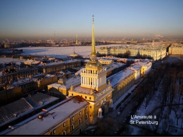 L'Amirauté à St Petersburg
