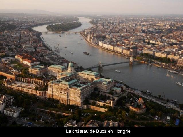 Le château de Buda en Hongrie