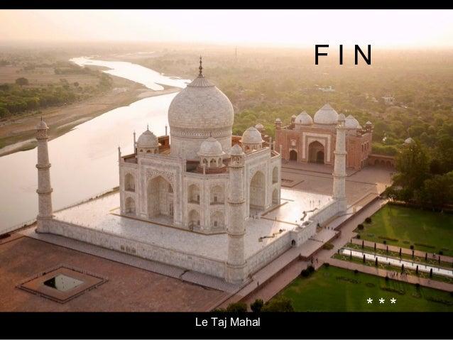 Le Taj Mahal F I N * * *
