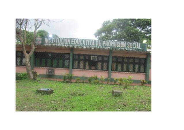 Fotosc fachada colegio
