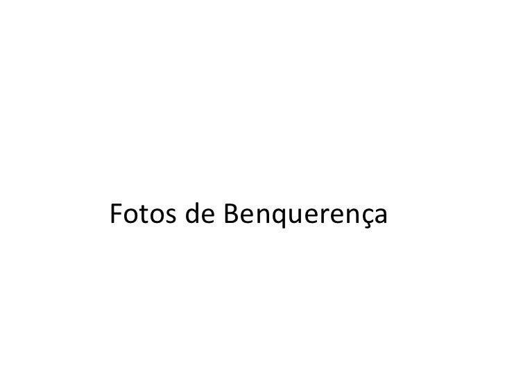 Fotos de Benquerença<br />