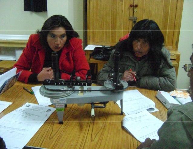 Fotos del curso Laboratorio de Física UNA - UGEL Puno