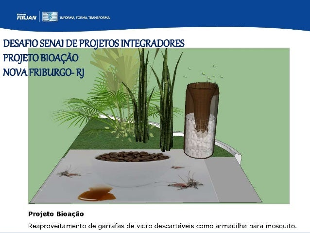 DESAFIOSENAI DE PROJETOS INTEGRADORES PROJETOBIOAÇÀO NOVAFRIBURGO- RJ
