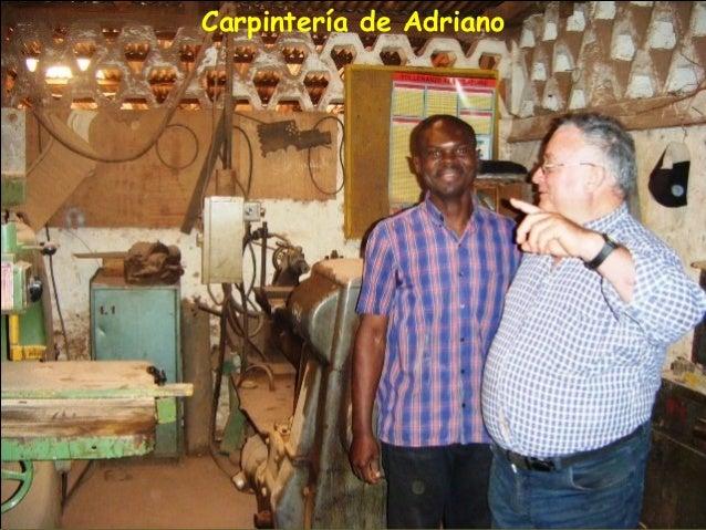 Carpintería de Adriano