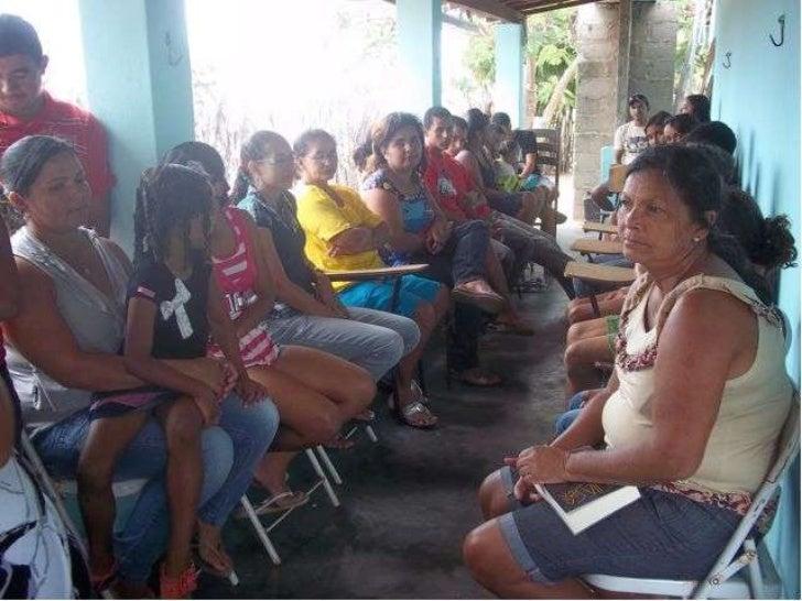 Encontro na comunidade Cacimba do Meio
