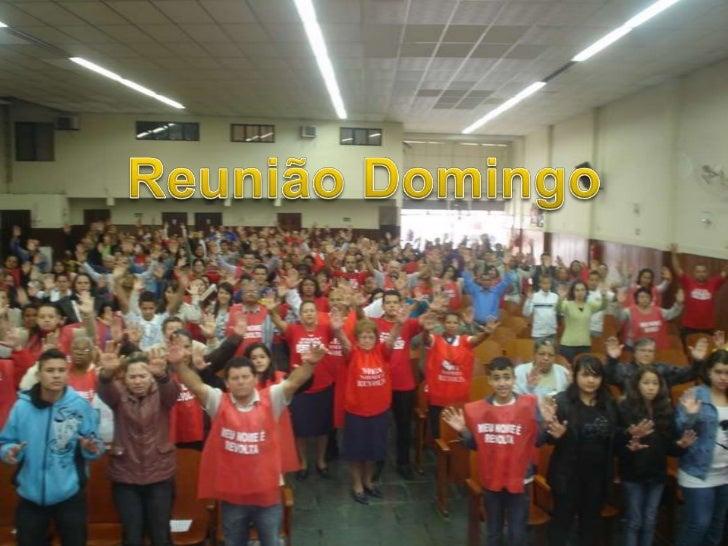 Reunião Domingo<br />