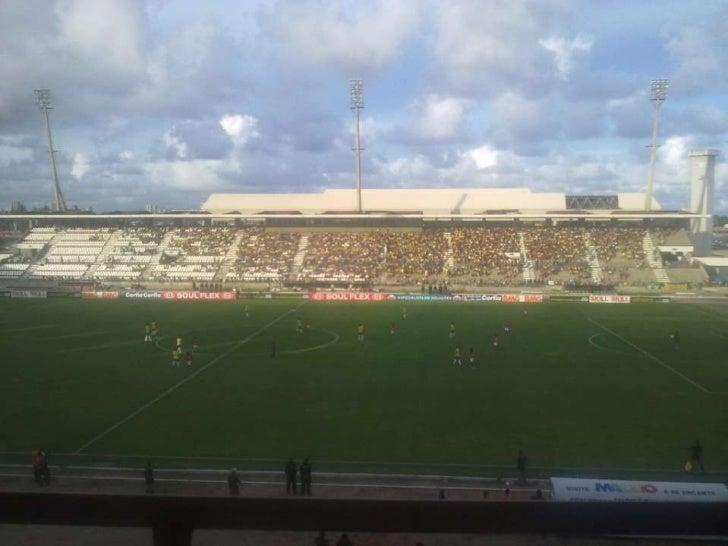 Brasil 3 x 0 Chile - Futebol Feminino em Alagoas