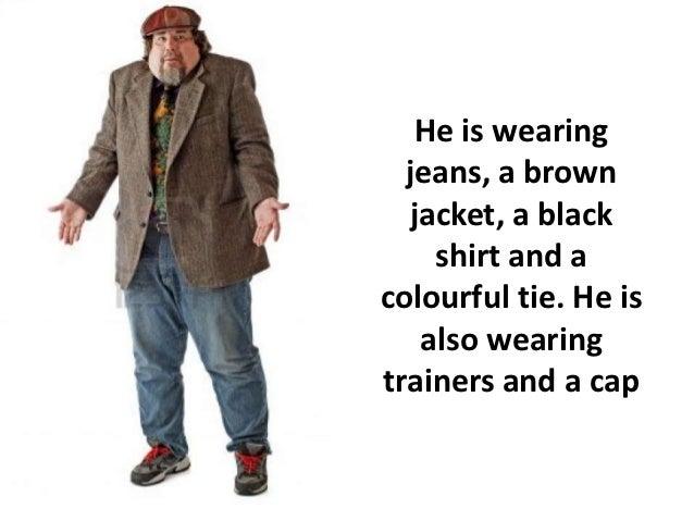 Fotos para describir ropa