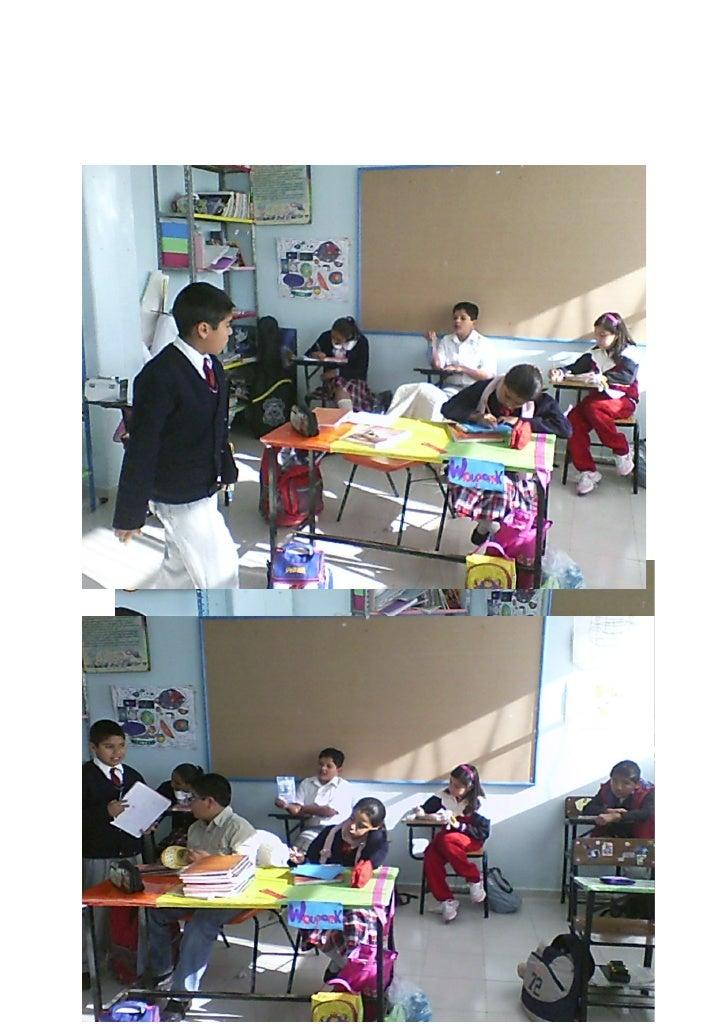 Fotos de la primaria