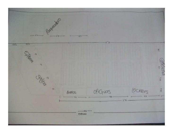Fotos plano centro de distribucion