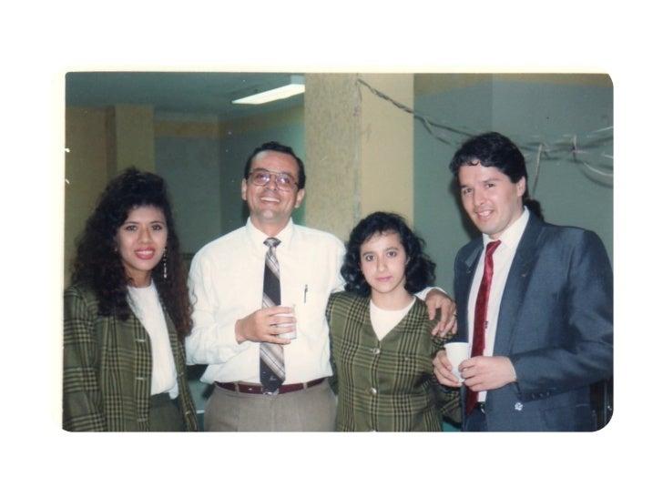 Fotos del recuerdo amigos ex  banco continental II parte 1992 2000 Slide 1