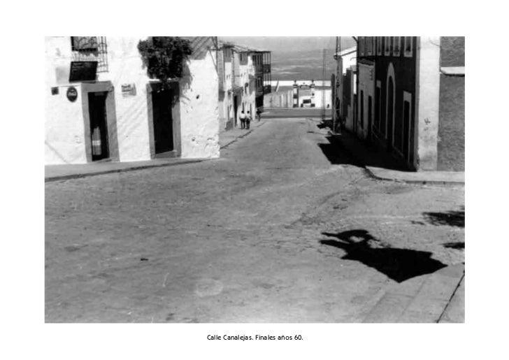 Calle Canalejas. Finales años 60.