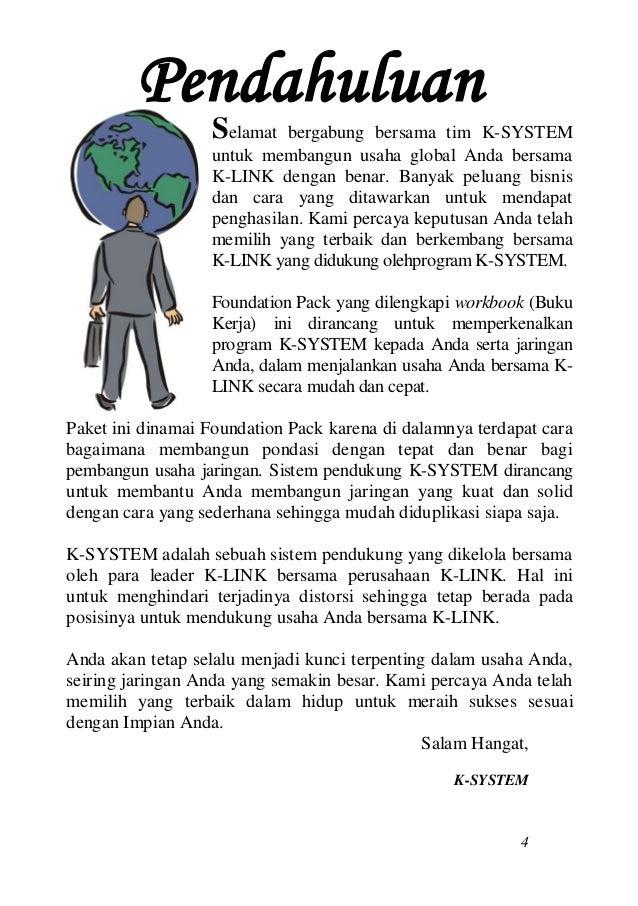 Foundation Pack K Link