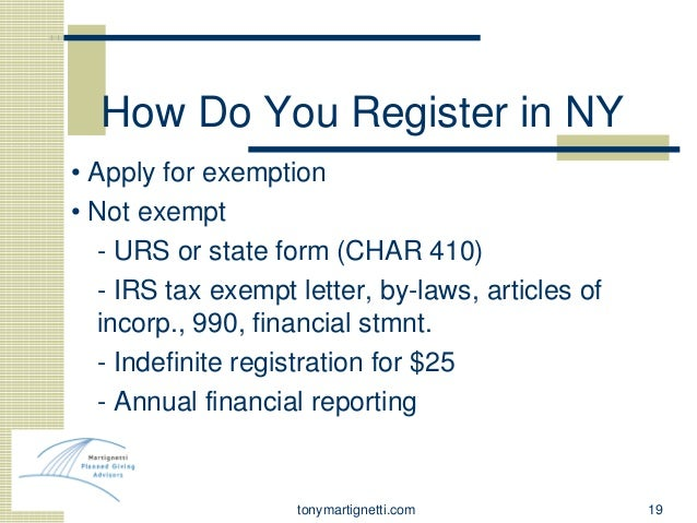 Demystifying State Charity Registration Laws