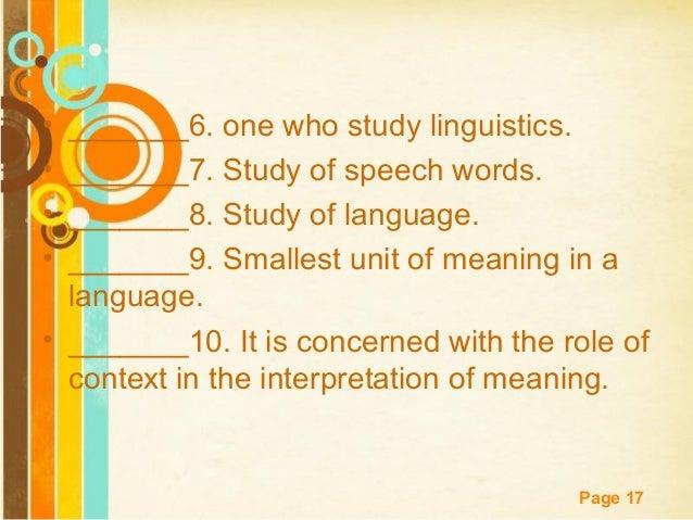 Foundation disciplines of english language arts 17 free powerpoint templates toneelgroepblik Choice Image