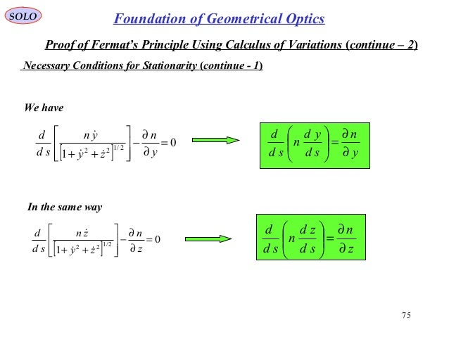 geometrical optics 105 ng 3-11basic geometrical optics figure 3-27 defining quantities for image formation with a thin lens 1 1 1 1 + = p q f (3-10) where p is the object distance (from object to lens vertex v ) q is the image distance (from image to lens vertex v ) and f is the focal length (from either focal point f or f′ to the lens vertex v ) for a.
