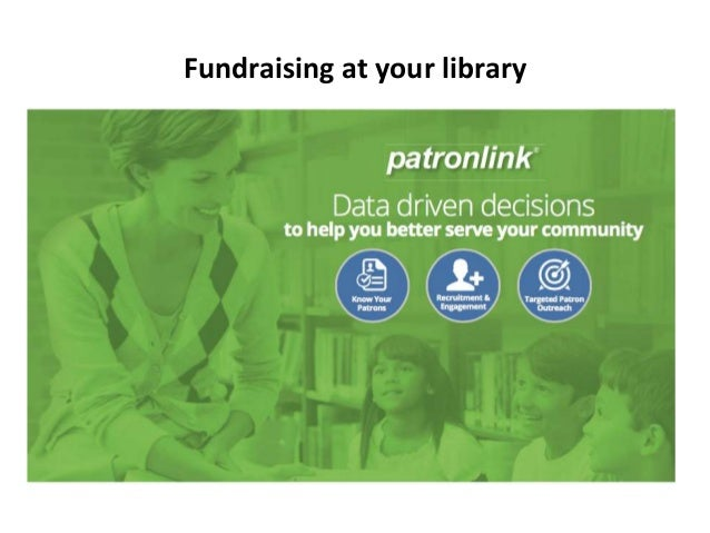 Fundraising at your library