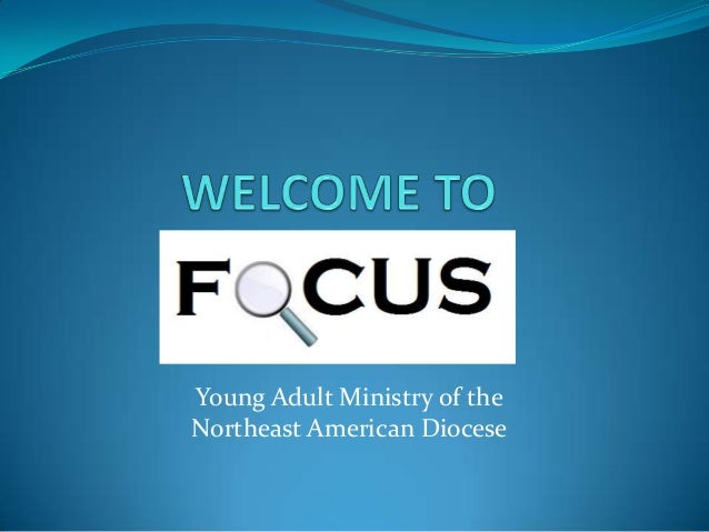 Young Adult Ministry of theNortheast American Diocese