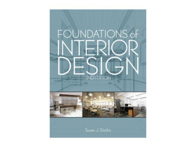 Foundation of interior design pdf for Foundations of interior design