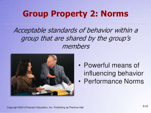 explain groups and group behavior This article introduces the concepts of group behavior and groupthink in   similarly, organizations are collections of people in groups which require the.