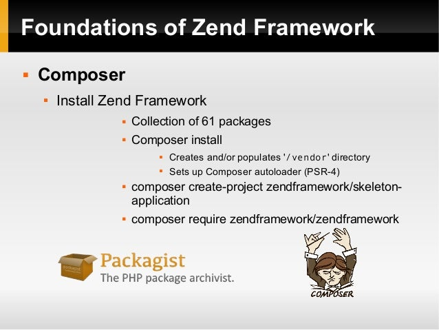 Foundations of Zend Framework