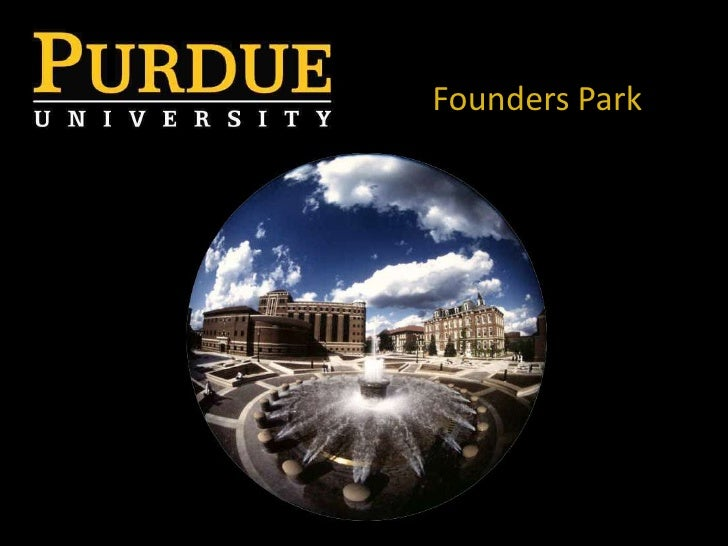 Founders Park<br />