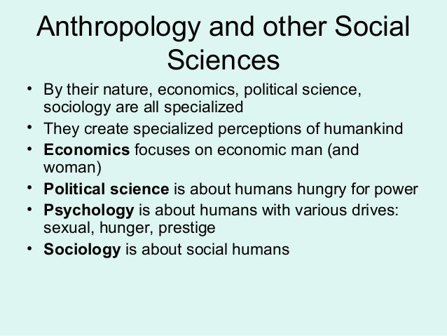 four fields of anthropology Careers in anthropology anthropologists can be found in a surprising array of fields and careers today there are four main career paths for anthropology.