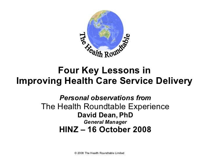 delivery of health care services Health care in america: trends in utilization acknowledgments overall responsibility for planning and coordinating the content of this publication rested with the division of health care statistics (dhcs), national center for health statistics (nchs).