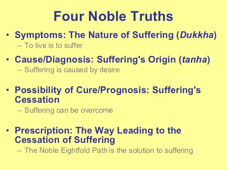 Image result for Four Noble Truths