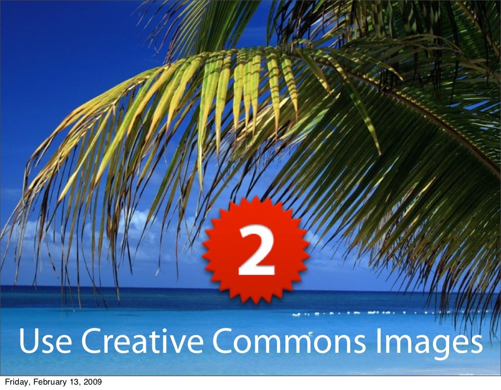 use creative commons images friday