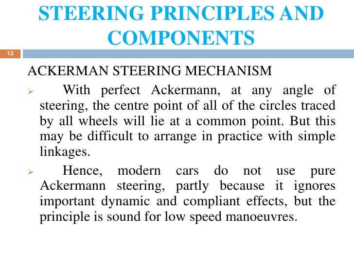 four wheel steering system Study of 4 wheel steering systems to reduce turning radius and  four wheel steering  this project aims at developing a 4 wheel steering system.