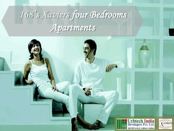 168's Xaviersfour Bedrooms Apartments <br />