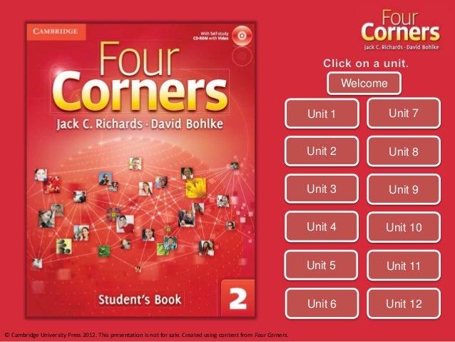 Four corners level 2 powerpoint Slide 2