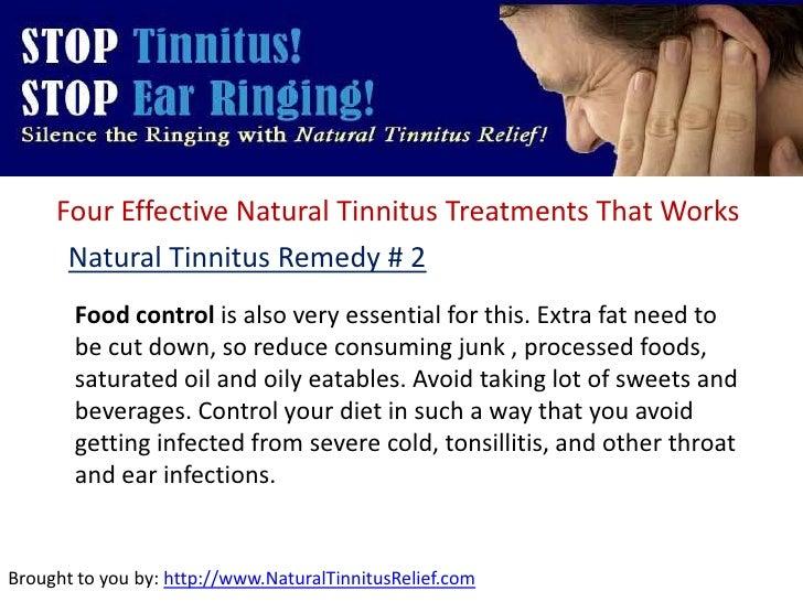 Natural Tinnitus Cure